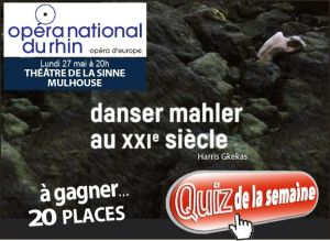 Danser Mahler au XXIe siècle