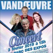 Dave + Michèle Torr + Herbert Léonard + Natasha St-Pier