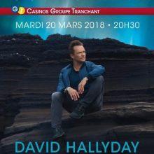 David Hallyday : Le temps d\'une vie