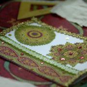 Atelier des étoffes «Les cartes de voeux»