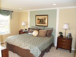 Rideaux, draps et oreillers... des tissus qui participent pleinement à la décoration de nos pièces