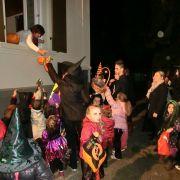 Défilé d\'Halloween