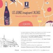 Dégustation Les Jeunes imaginent l\'Alsace