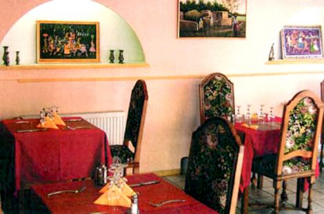 Restaurant Mulhouse Indien