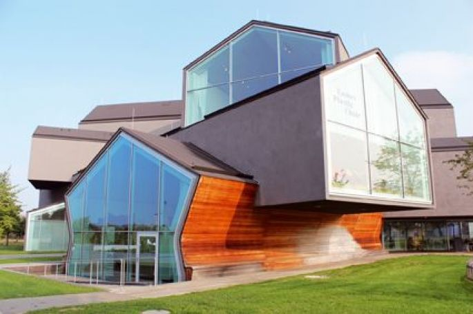Départ du Vitra Museum Design