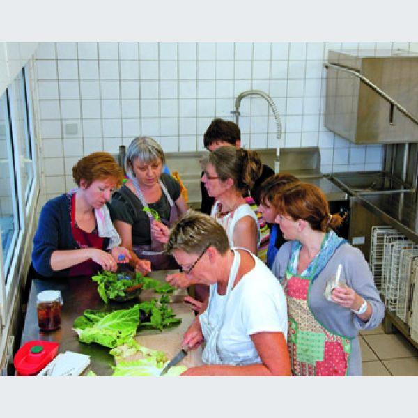 Foire co bio d 39 alsace 2013 colmar programme - Cuisine bio vegetarienne ...