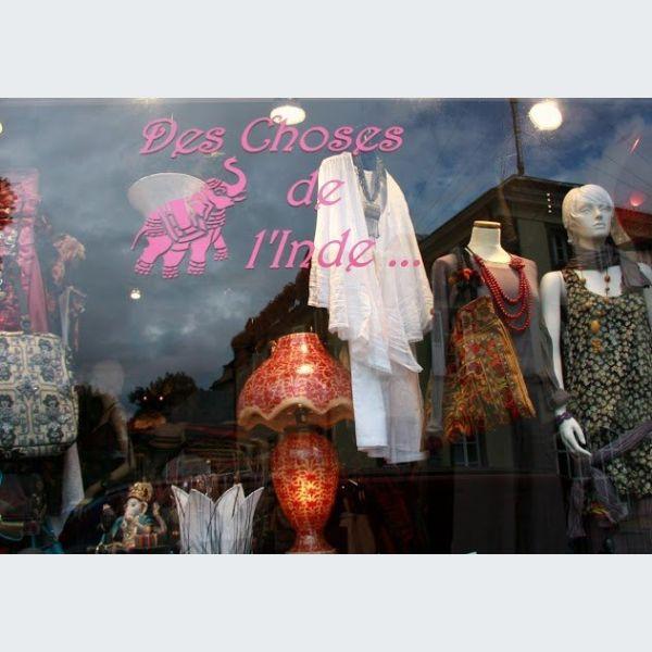 018fec9838620 Des Choses de l Inde Strasbourg - Mode mixte