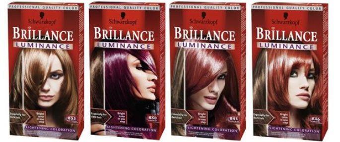 Des colorations pour les cheveux