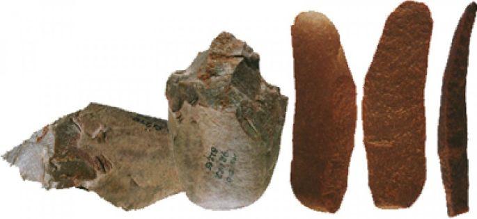Des outils datant du Paléolithique moyen trouvés à Mutzig