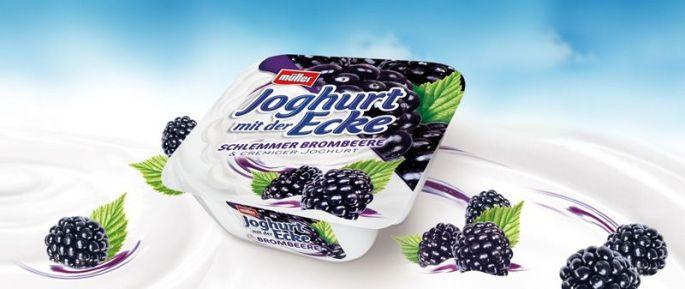 Des yaourts