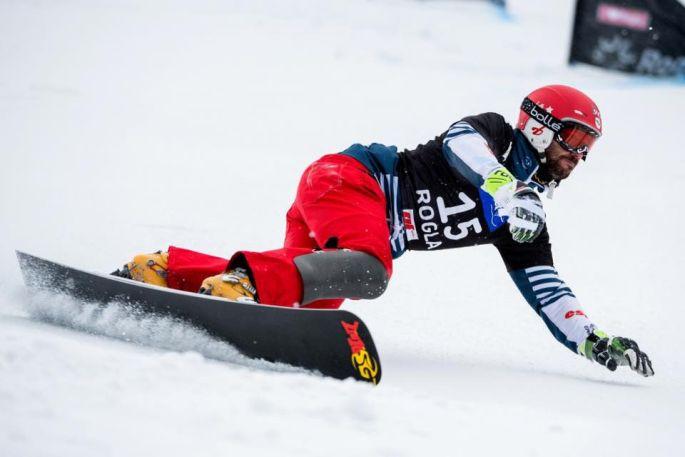Sylvain Dufour, le snowboarder du lac blanc, va au J.O