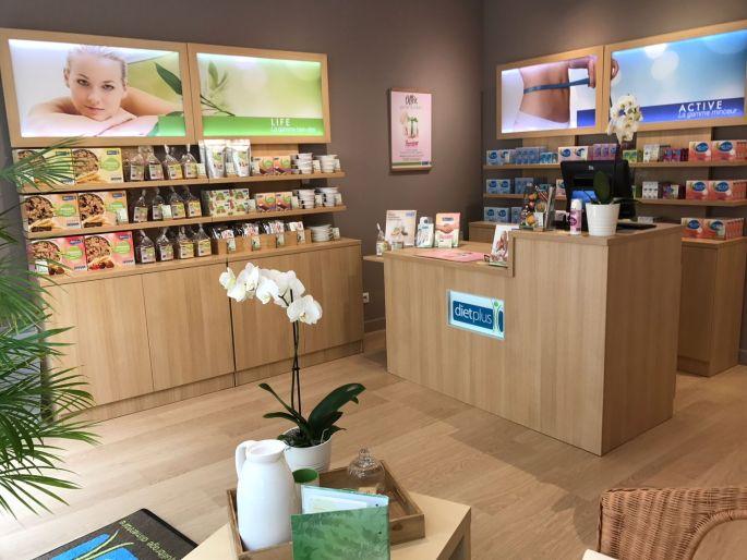 La boutique Dietplus à Altkirch