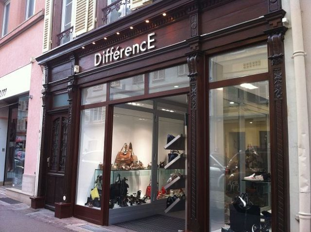 Différence Colmar Chaussures