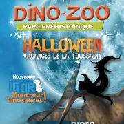 Charbonnières-les-sapins : Dino Zoo fête Halloween