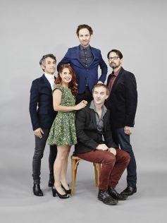 Le groupe Dionysos