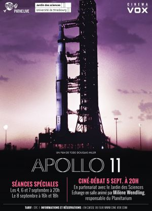 Documentaire : Apollo 11