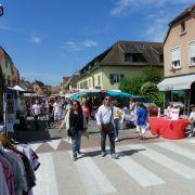Doïsiger Markt à Rixheim 2018