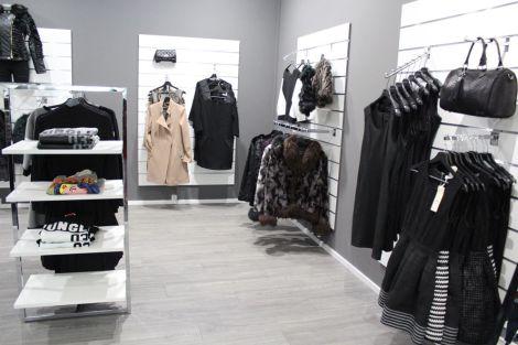 Dolce mode, un magasin de 200m² consacré à la mode italienne