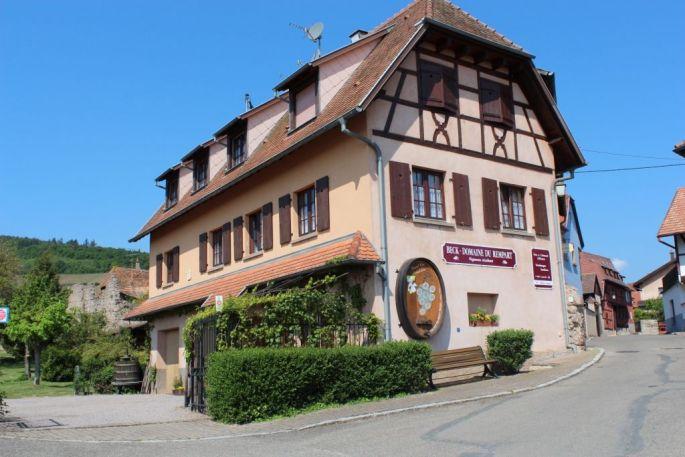 Domaine du Rempart à Dambach-la-Ville