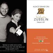 Domaine Valentin Zusslin : La biodynamie au service du terroir