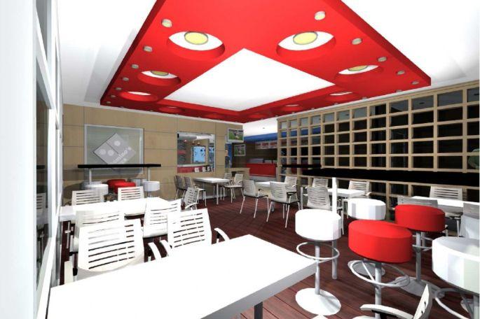 La pizzeria Domino\'s à Cernay propose un tout nouveau service Drive