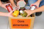 Les associations caritatives seront également heureuses de recevoir vos dons en nature