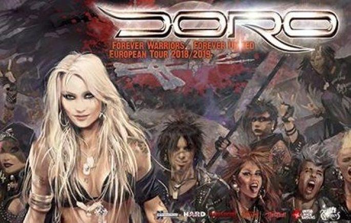 Doro : Forever Warriors