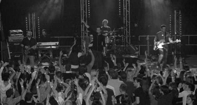 DR BOOST, un groupe de rock qui envoie du pâté !