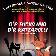 D'r Fuchs und d'r Katzarolli