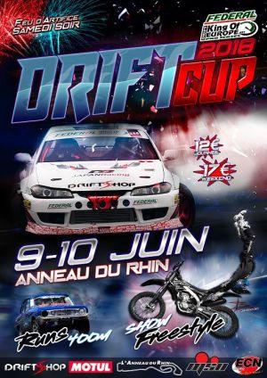 Drift Cup 2018