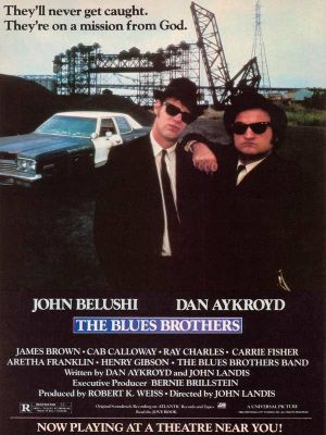 Drive-In : Les Blues Brothers