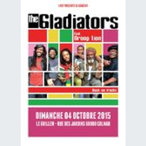 Gladiators Trenchtown Mix Up