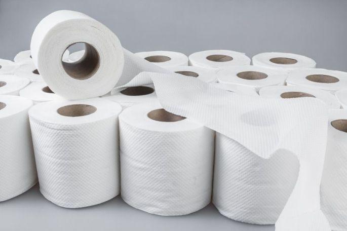 Du papier toilette