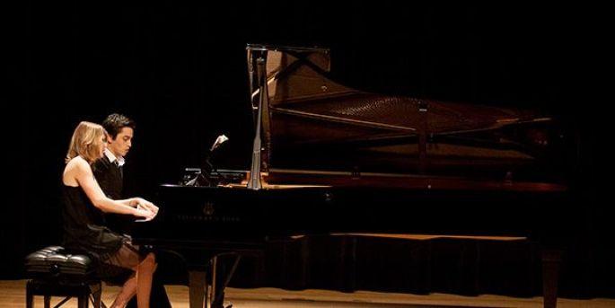 Duo Buttin-Offenstein : Piano Sonatas