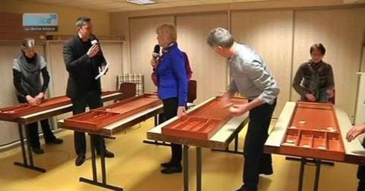 D couverte du sjoelbak cholbak strasbourg animation - La table de louise colmar ...