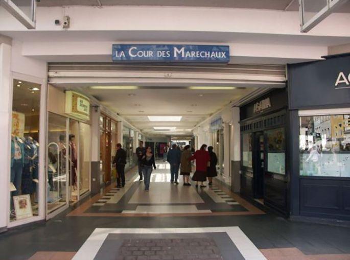 La Cour des Maréchaux à Mulhouse