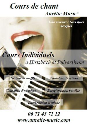 Ecole de chant Aurélie Music\'