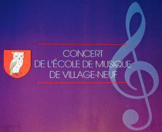 Ecole de musique de Village-Neuf
