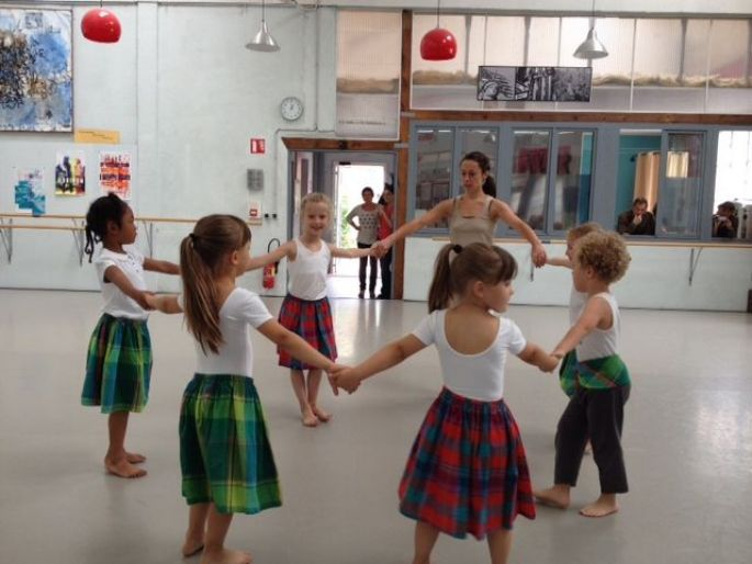 Ecole Fa Si La Danser