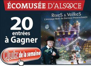 Ecomusée d'Alsace : Rêves & Veillées de Noël