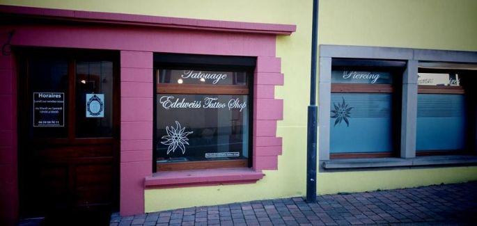Edelweiss Tattoo Shop