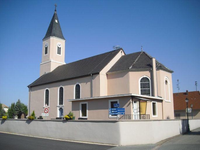 Eglise de Chalampe