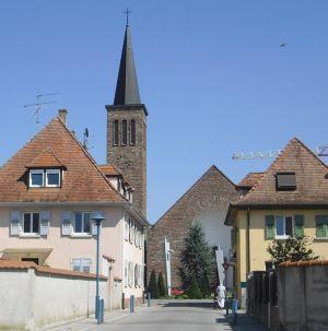 Eglise de Marckolsheim