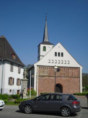 Eglise St Martin de Jebsheim