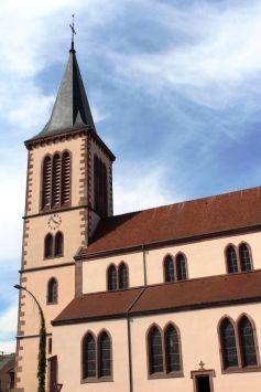 Eglise catholique Saint-Léger de Munster