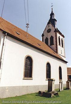 Eglise d\'Ittenheim