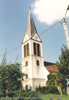 Eglise de Duntzenheim