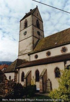Eglise de la Décollation de Saint Jean-Baptiste, Wattwiller