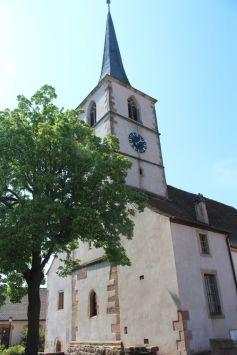 Eglise de Mittelbergheim