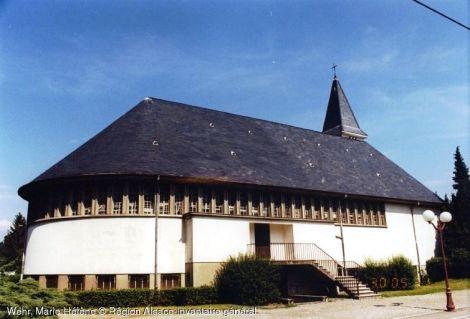 Eglise du Christ-Roi, Wittelsheim